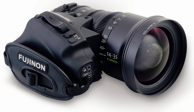 14-35mm T2.9 Premier ZK Cabrio PL Compact Zoom Lens with Digital Servo