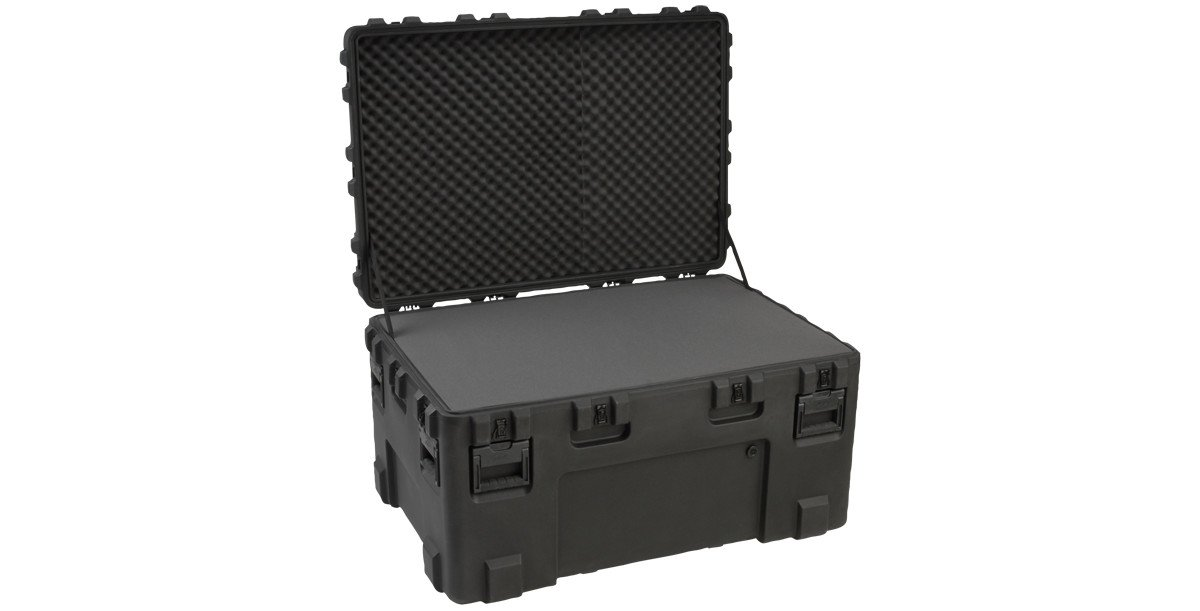 """R-Series 45x30x24"""" Utility Case with Layered Foam"""