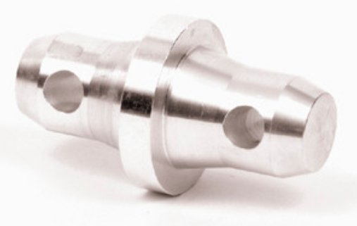 20mm Male to Male Coupler