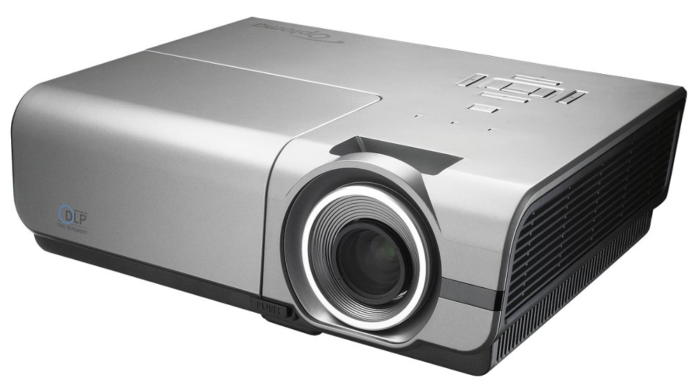 6000 Lumens Full 3D XGA Projector with Lens