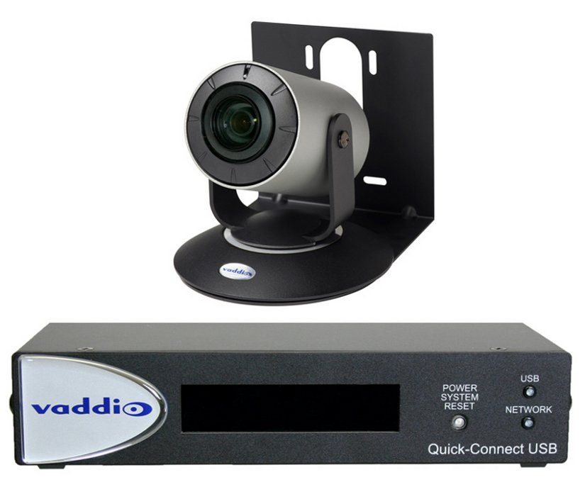 WideSHOT Camera with Quick-Connect USB