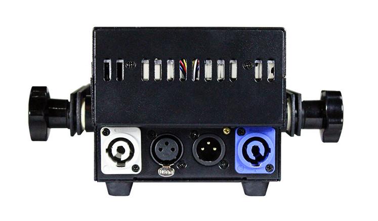 7x15W RGBAW+UV LED Fixture