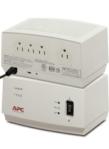 Line-R Automatic Voltage Line Regulator 1200VA