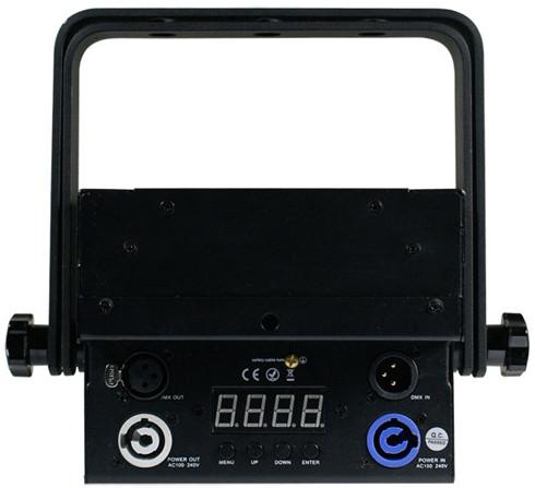 18x15W RGBAW+UV LED Fixture