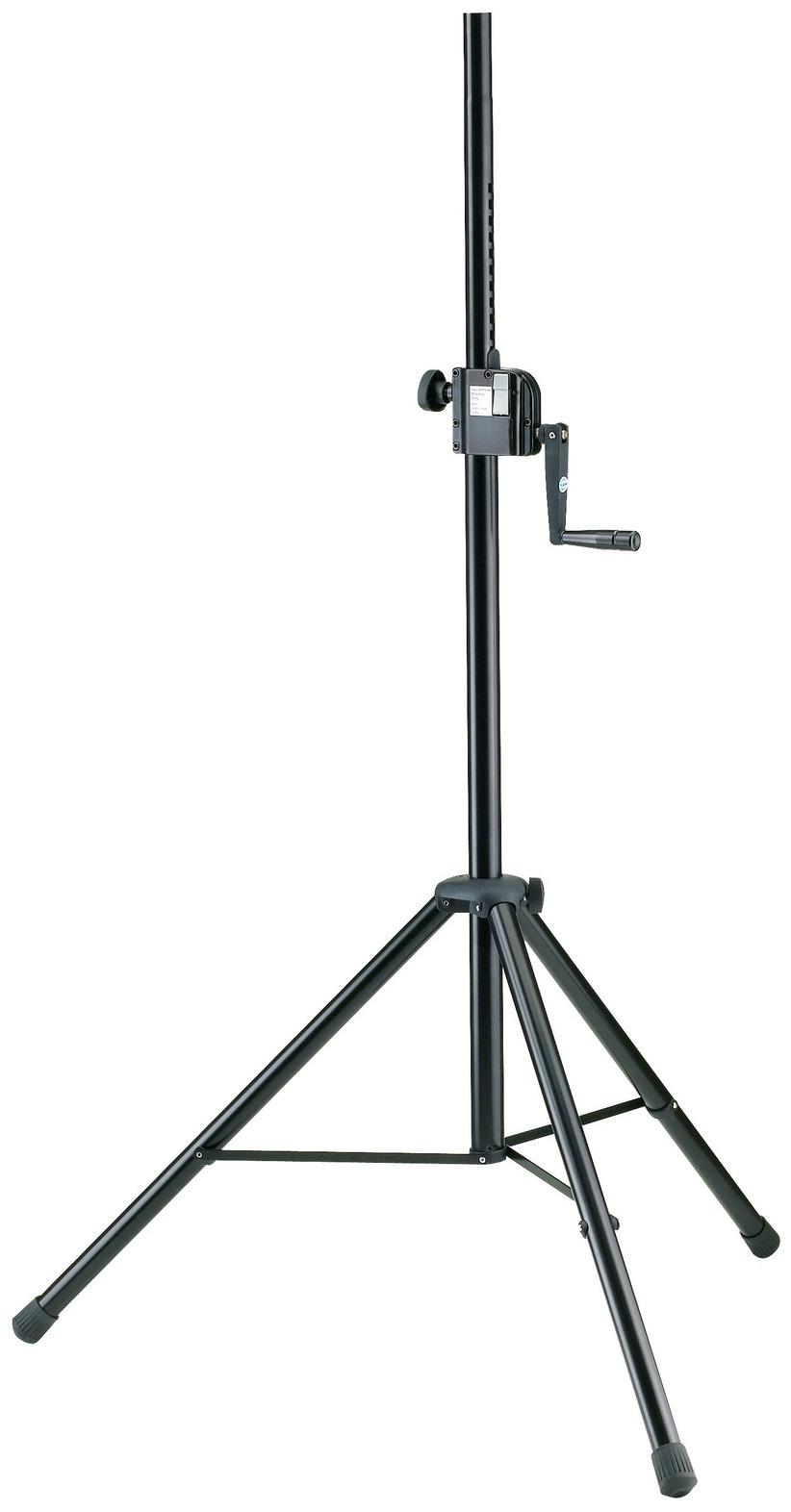 Speaker Stand in Black