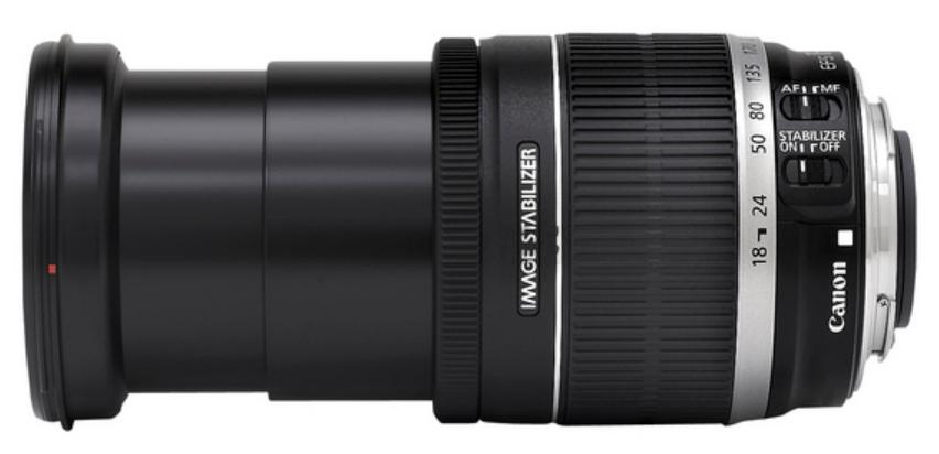 18-200mm EF-S Standard Zoom Lens