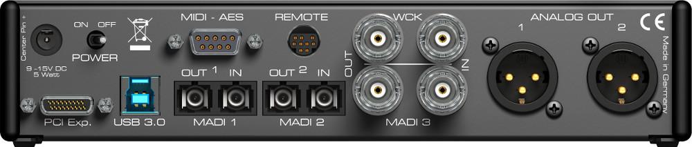 196x198 USB 3.0 MADI Interface