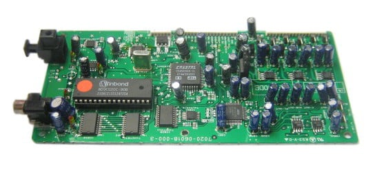 DSP Unit PCB For AVR1601