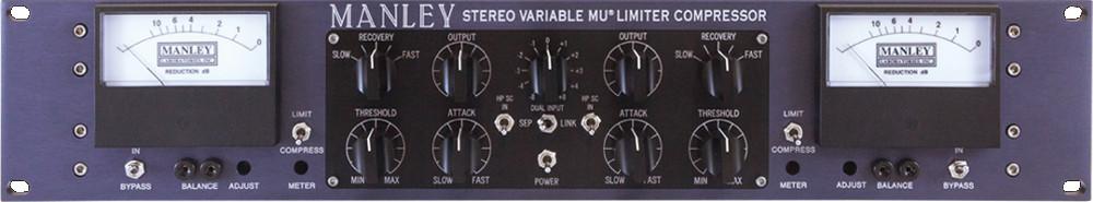 Stereo Limiter Compressor