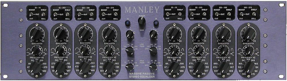 Massive Passive Stereo EQ