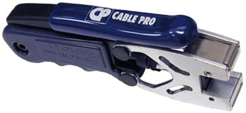 Cable Pro BNC and RCA Compression Tool