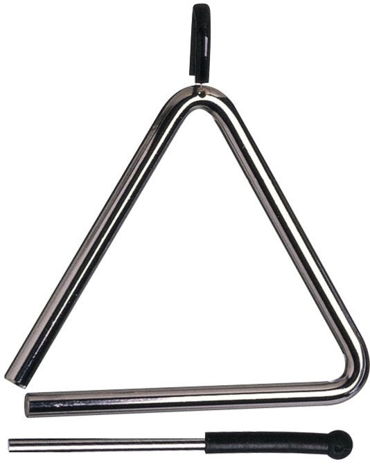 "6"" Aspire Triangle with Striker"