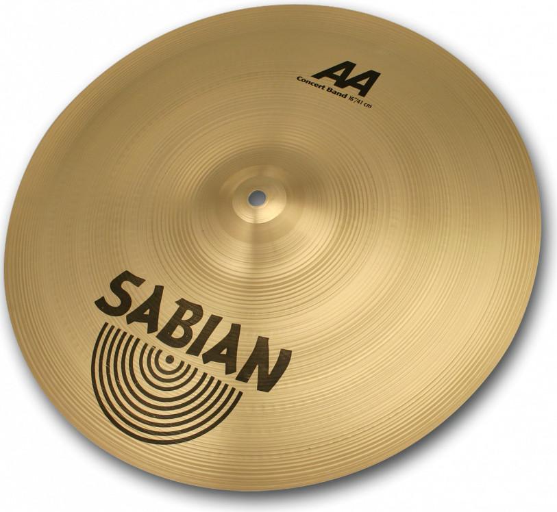 """18"""" AA Concert Band Cymbal"""
