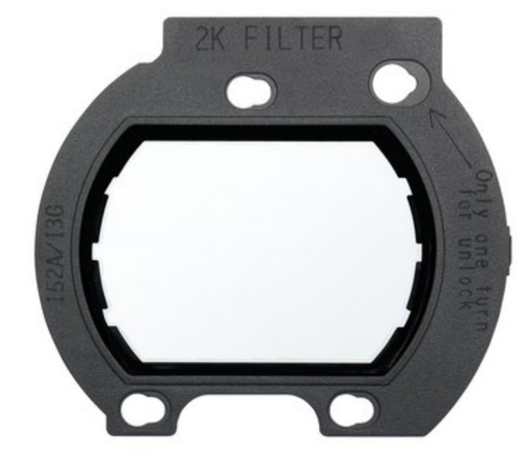 Optical Low Pass Filter for PMW-F55 and PMW-F5 Camcorders