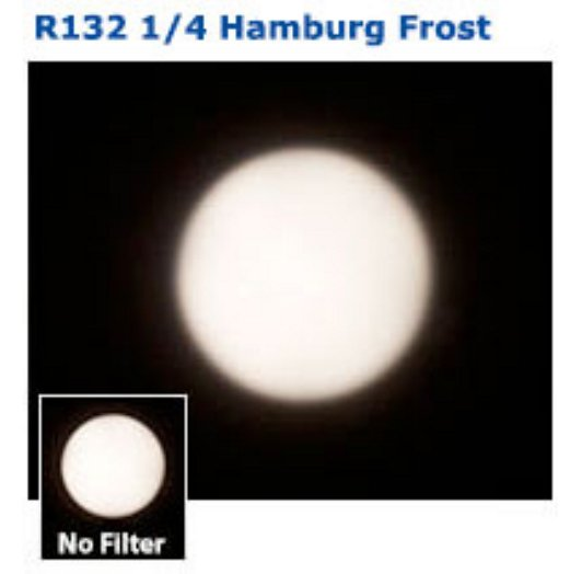 """24"""" x 25 ft Roll of 1/4 Hamburg Frost Diffusion Material"""
