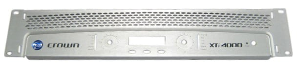 Crown 139271-2  Front Faceplate For XTI4000 139271-2