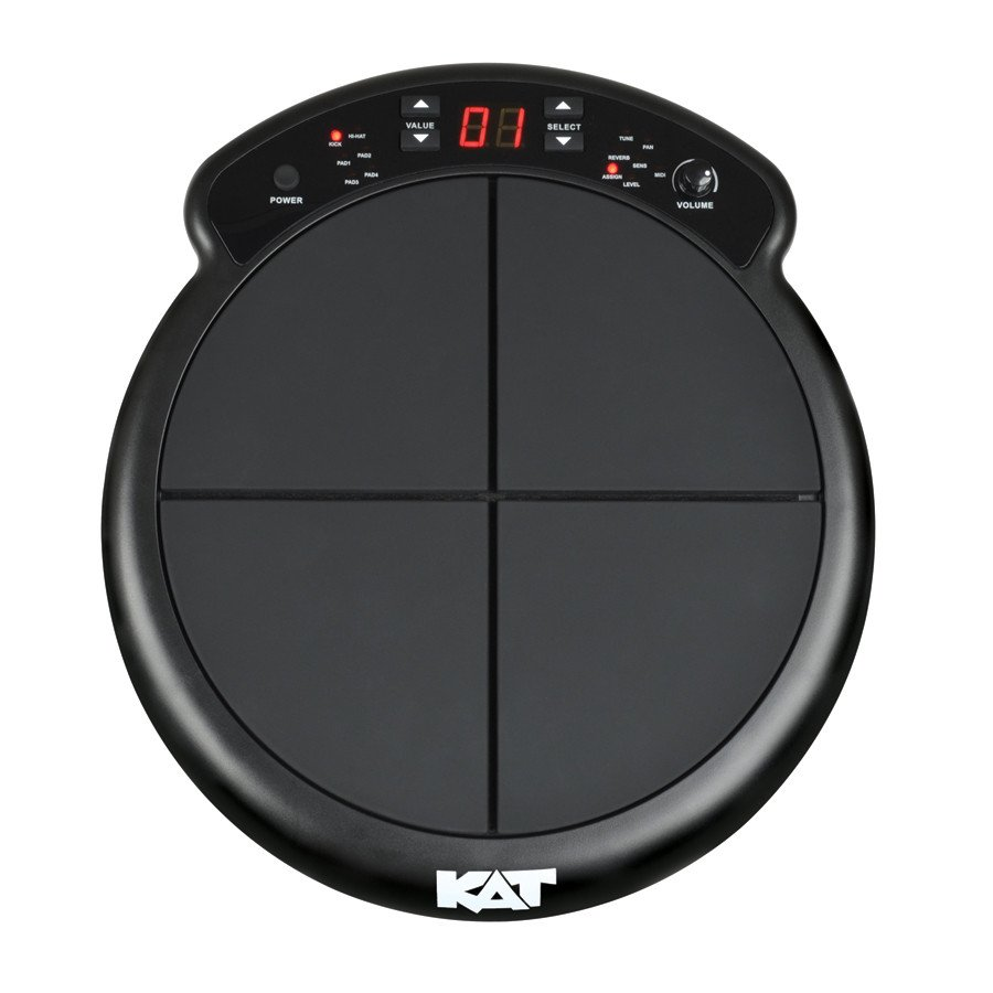 Electronic Drum Pad with Sound Module