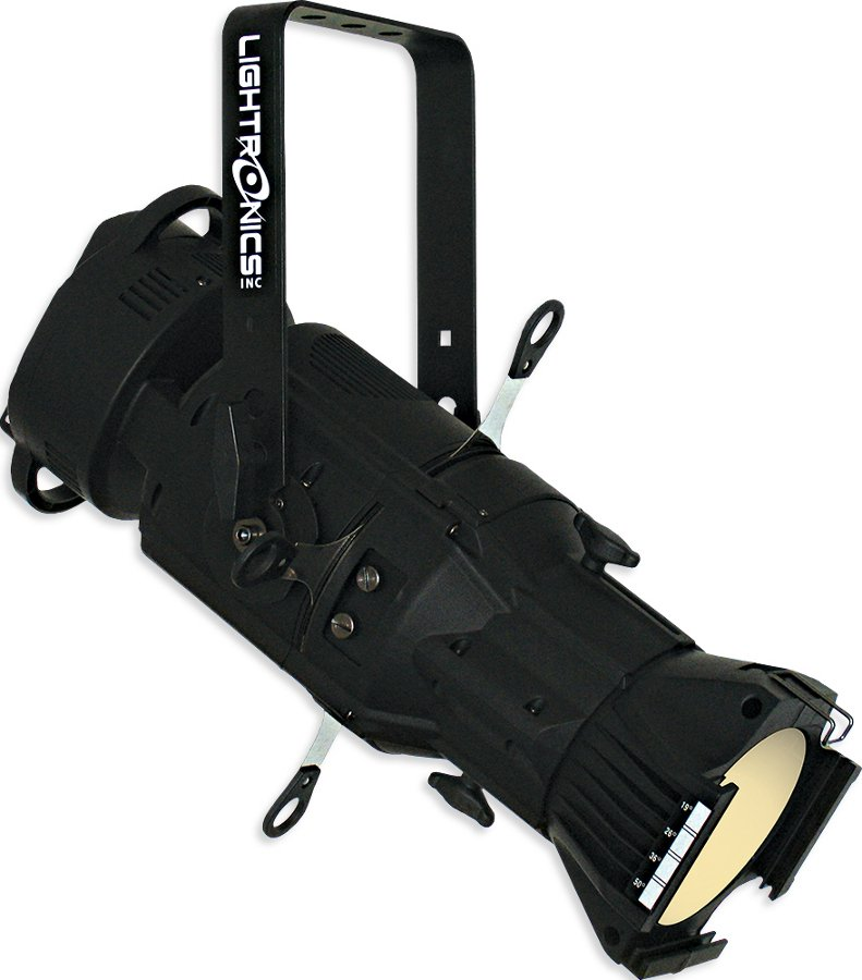 Lightronics Inc. FXLE1232W26 120W LED Ellipsoidal with 26° Beam Spread FXLE1232W26