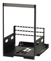 14 RU Pull Out Rack with 2 Slides