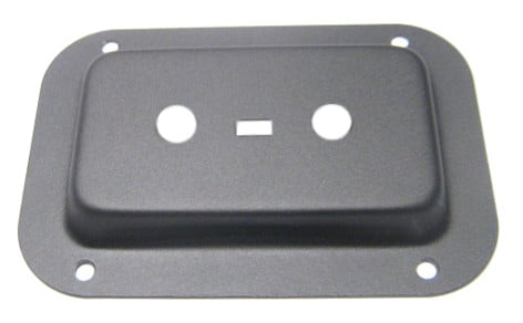 Jack Plate For 4X12 Stereo Cabinet