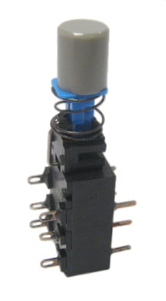 Power Switch For LM308
