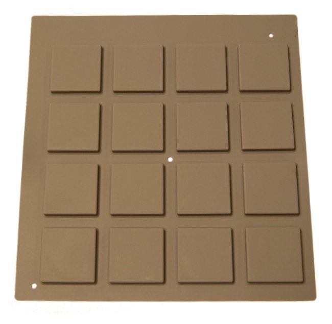 AKAI 822401X  Pad Assembly For MPC5000 822401X