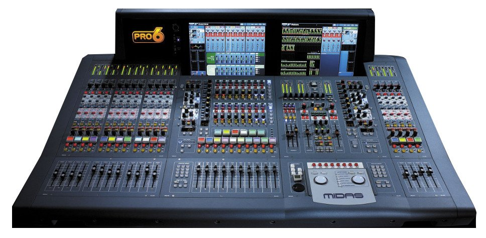 56 Input Live Audio Mxing System - Install Package