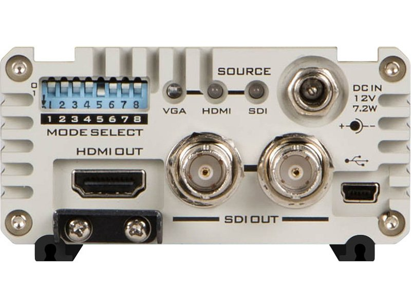 3G/SD/HD Up/Down Cross Converter