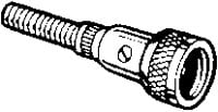 """5/8"""" Female Cable Microphone Connector"""