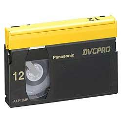 Medium DVCPRO Cassette, 12 Minutes