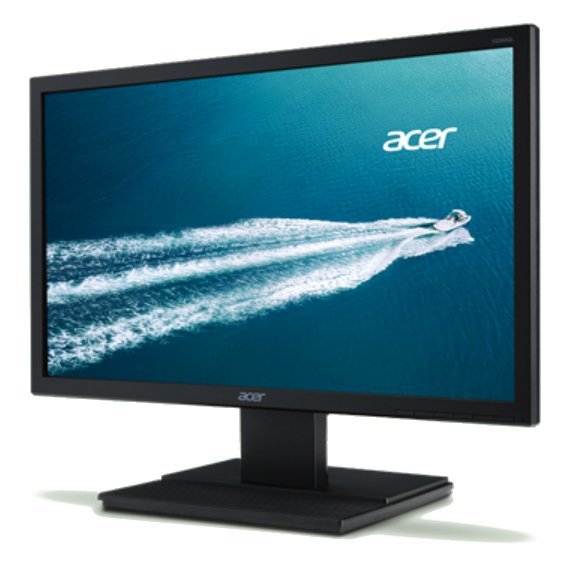 "24"" Widescreen LED Essential Series Monitor with 1920x1080 Resolution"