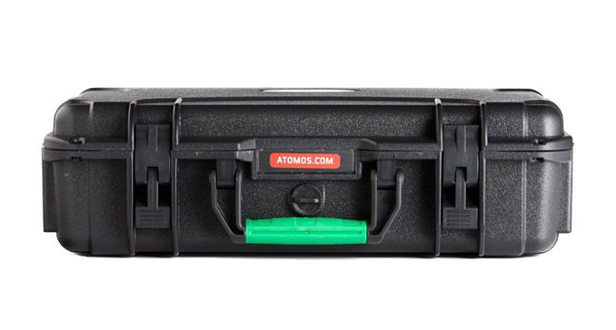 Hard Carry Case with Foam Inserts for Atomos Samurai Blade
