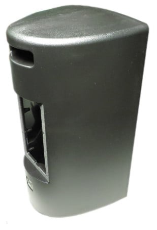Black Rear Cabinet For ZX1