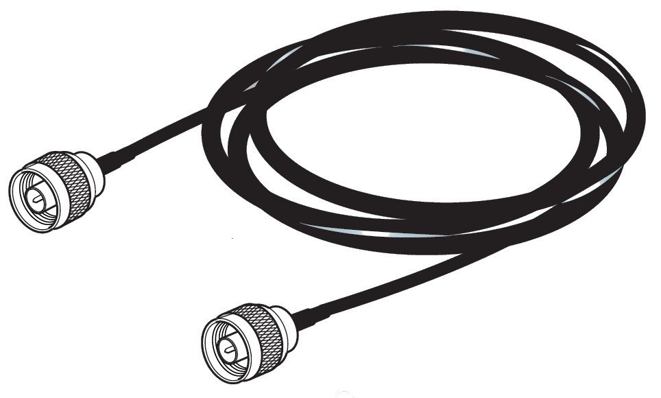 16.4ft Antenna Cable with N Connector