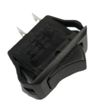 QSC Amp Power Switch