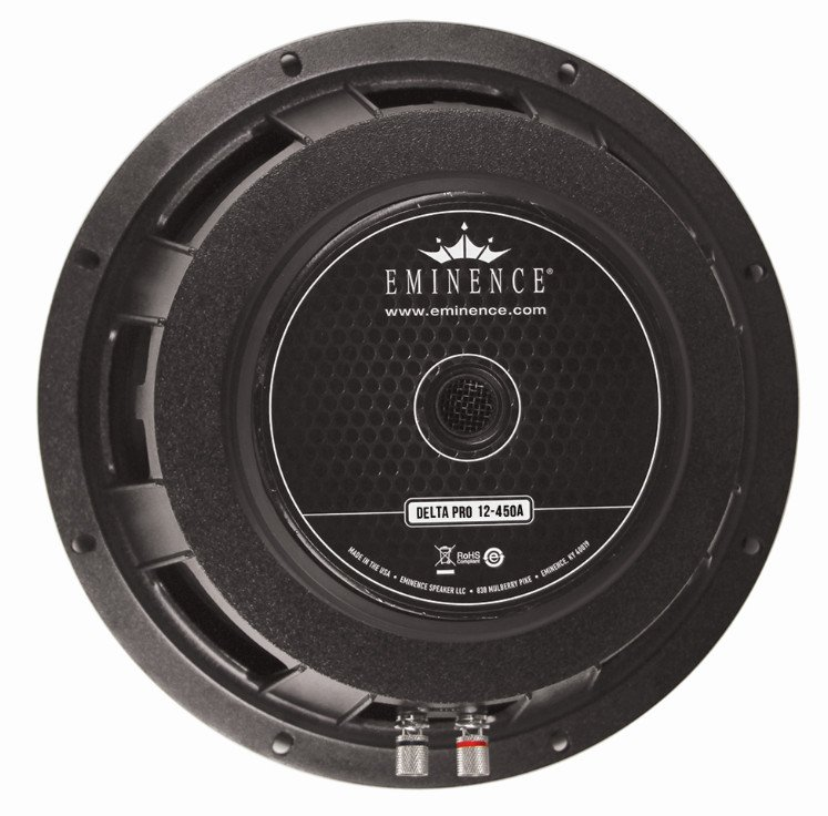 12 Inch Mid/Bass Woofer For SRM450 V1