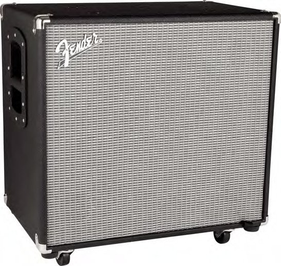 fender rumble 115 cab 300w 1x15 bass speaker cabinet full compass systems. Black Bedroom Furniture Sets. Home Design Ideas