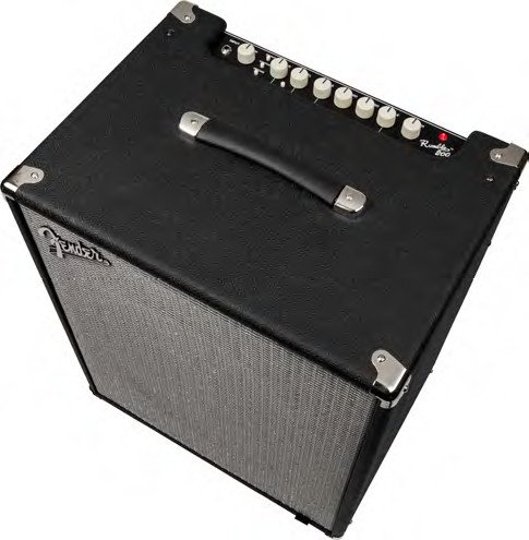 "200W 1x15"" Bass Combo Amplifier"