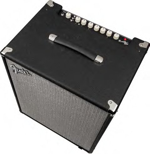 "500W 2x10"" Bass Combo Amplifier"