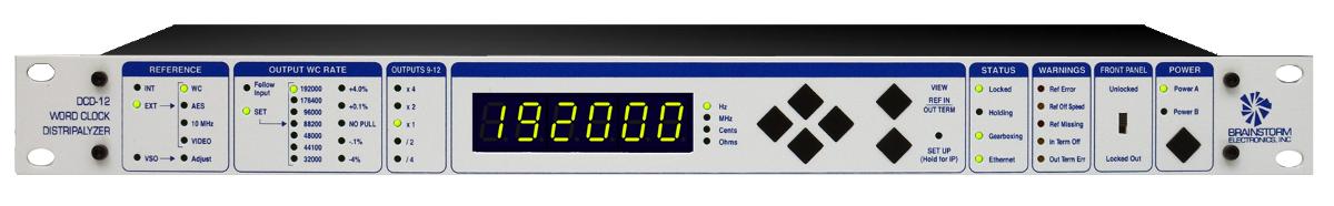 Word Clock Distributor