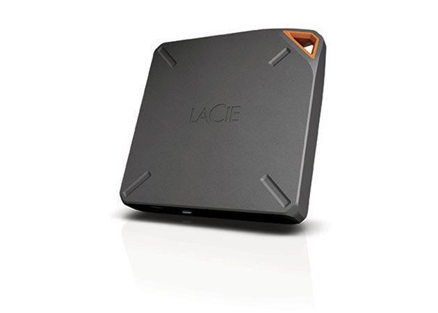 1TB USB3 Wireless External Hard Drive