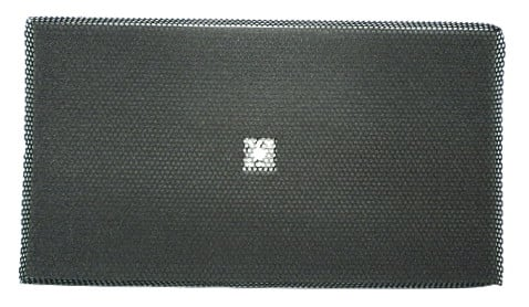Black Grille With Foam For Control 29