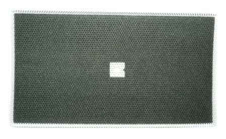 White Grille With Foam For Control 29