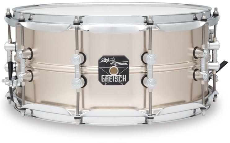 """6.5"""" x14"""" Steve Ferrone Signature Aluminum Snare Drum"""