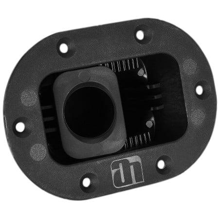 Adjustable Angle Speaker Receptacle