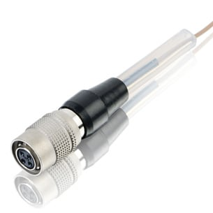 H6 Headaewt Cable for AT Wireless in Black with Hirose 4-Pin Connector