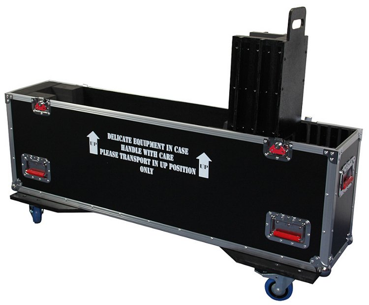 "ATA LCD Road Case for 37-43"" screens"