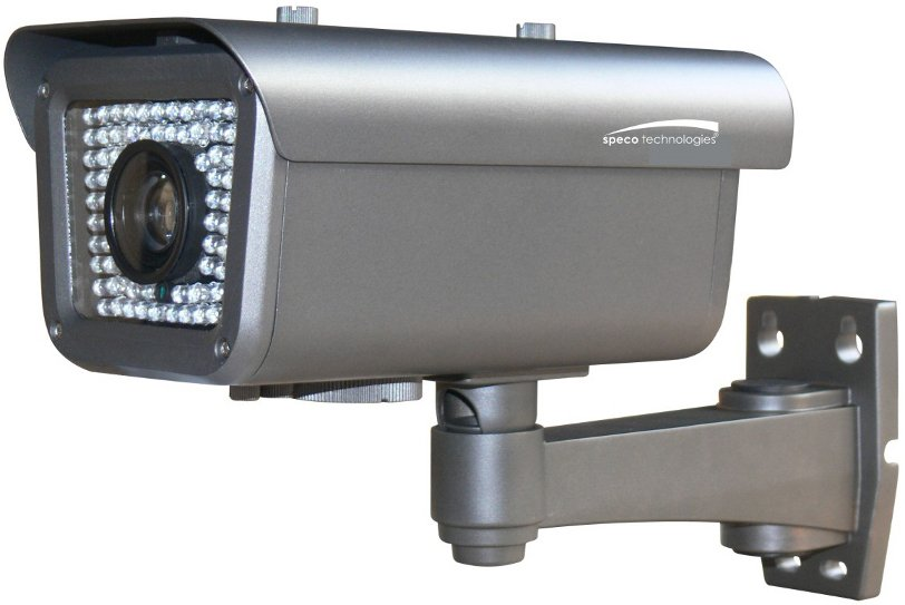 Weather Resistant License Plate Capture Camera