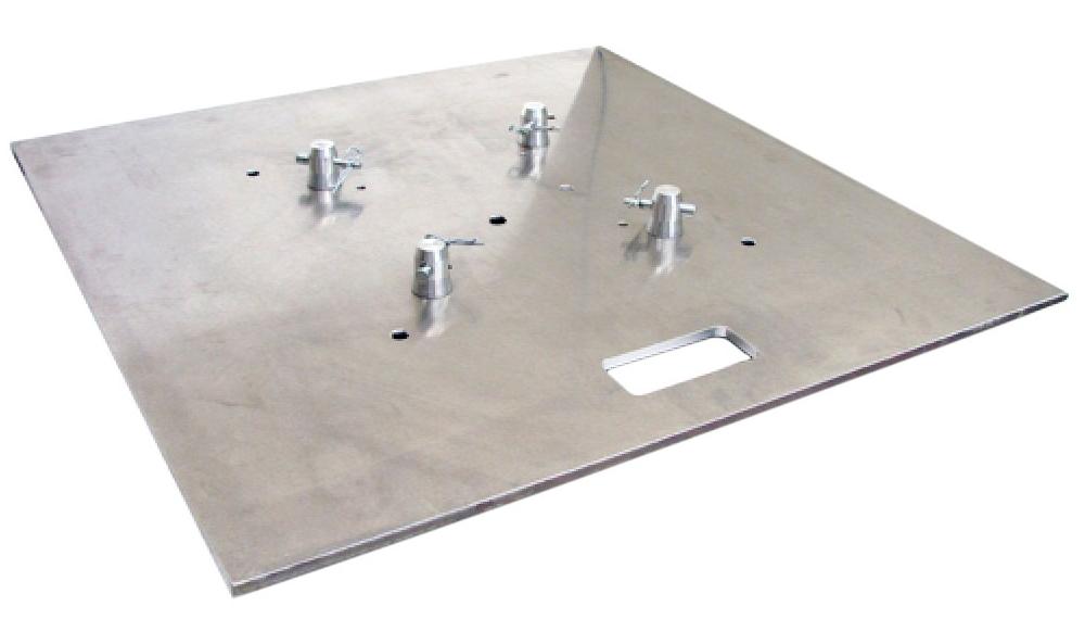 "20"" X 20"" Aluminum Base Plate"