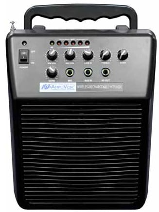 20W Wireless Mity-Vox Portable PA System